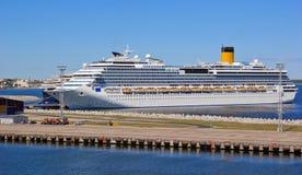 Tallinn Cruise Terminal Stock Image