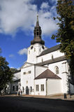 Tallinn Dome cathedral Royalty Free Stock Photo