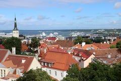 Tallinn, Estónia Fotografia de Stock