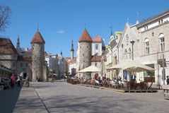 Tallinn. Estónia Imagens de Stock