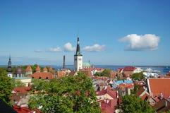 Tallinn, Estónia imagens de stock royalty free