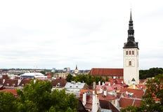 Tallinn Estônia Foto de Stock