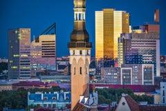 Tallinn, Estônia Fotografia de Stock Royalty Free