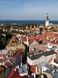 Tallinn, Estland Royalty-vrije Stock Foto's