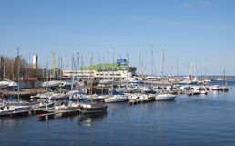 Tallinn. Estland royalty-vrije stock afbeeldingen