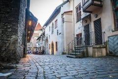 Tallinn, Estland Stock Foto's