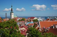 Tallinn, Estland Stockbilder