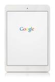 Tallinn, Estland - 22. März 2014: Google ist ein multi Amerikaner Stockfotografie