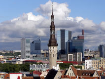 Tallinn Estonia Royalty Free Stock Photography