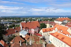 Tallinn, Estonia Immagine Stock