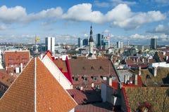 Tallinn, Estonia Foto de archivo