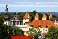 Tallinn, Estonia Royalty Free Stock Photos