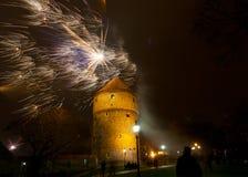 Tallinn, Estonia Fotografía de archivo libre de regalías