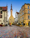 Tallinn, Estonia Stock Images
