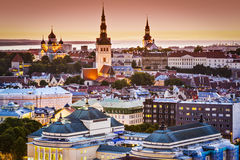 Tallinn, Estonia Stock Photography