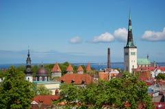 Tallinn, Estonia fotografia stock libera da diritti
