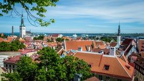 Tallinn, Estonia Imágenes de archivo libres de regalías