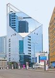 Tallinn. Estonia. Bank SEB main office Stock Photo