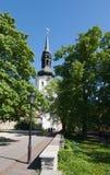 Tallinn Estonia Capital Eesti Stock Image