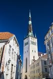 Tallinn Estonia Church Royalty Free Stock Photos