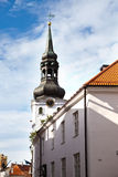 Tallinn, Estonia. Dome cathedral-the oldest church of Tallinn Royalty Free Stock Photos