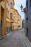Tallinn. Estonia. Old city. Stock Images