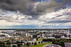 Tallinn, Estonia at the old city. Stock Image