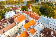 Tallinn. Estonia. Old city. Royalty Free Stock Photos