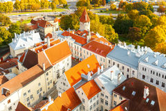 Tallinn. Estonia. Old city Royalty Free Stock Photography