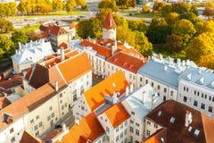 Tallinn. Estonia. Old city Royalty Free Stock Photography