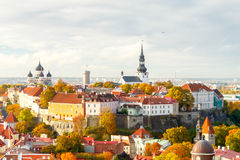 Tallinn. Estonia. Old city Royalty Free Stock Image