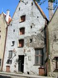 Tallinn, Estonia old town Royalty Free Stock Images