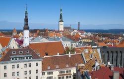 Tallinn. Estonia. Old Town Stock Photos