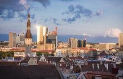 Tallinn Estonia Stock Photography