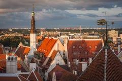Tallinn Estonia Stock Images