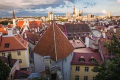 Tallinn Estonia Royalty Free Stock Photos