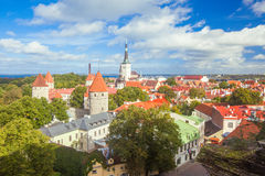 Tallinn, Estonia Stock Photo