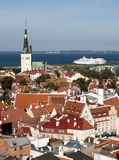 Tallinn, Estonie photo libre de droits