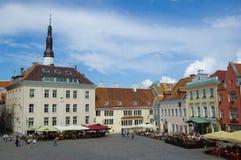 Tallinn, Estonie Photo libre de droits