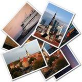 Tallinn foto Arkivfoton
