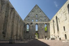 Tallinn I gotica Fotografia Stock Libera da Diritti