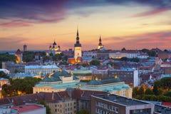 Tallinn. Royalty Free Stock Image