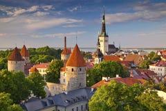 Tallinn. Royalty Free Stock Photography