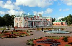 Tallinn, Kadriorg Palace Royalty Free Stock Photo