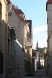 Tallinn - Kapital von Estland Stockfotografie