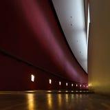 Tallinn KUMU museum Arkivbilder