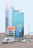 tallinn L'Estonia Radisson BLU Sky Hotel Immagini Stock Libere da Diritti