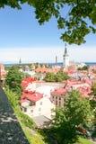 Tallinn Landmark Royalty Free Stock Photography