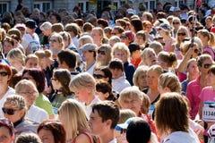 Tallinn Marathon Royalty Free Stock Photos