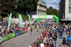 Tallinn Marathon Royalty Free Stock Photo